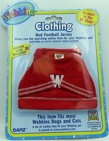 Webkinz Clothing