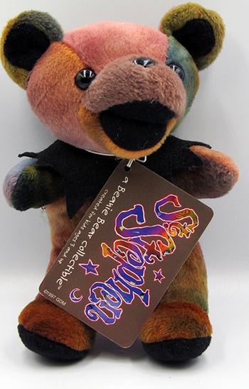 Grateful Dead Bear ~ St. Stephen