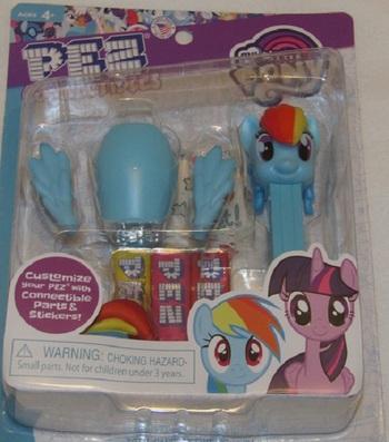 PEZ Connectibles Kit - My Little Pony