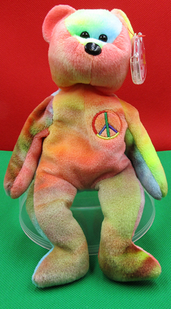 "Very Rare Beanie Baby - 1996 ""Peace"" ~ Perhaps THE most important Beanie Baby of all!"
