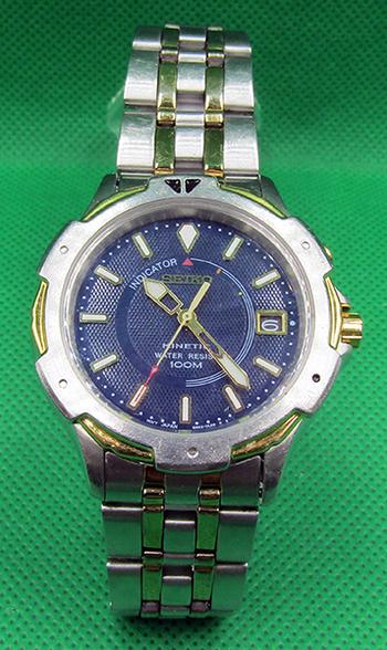 Seiko Kinetic 5M42-OH19 Watch ~ 10Bar