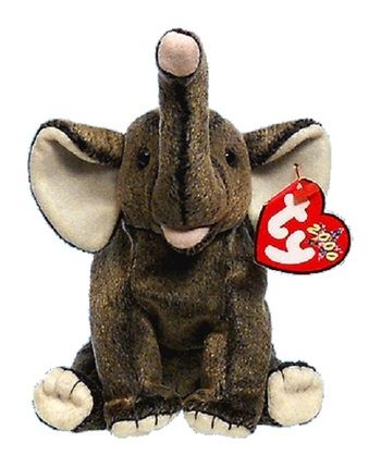 "Very CUTE Beanie Baby:  ""Trumpet""  (Produced for less than a year!)"