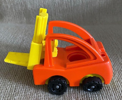 Fisher Price Little People Fork-Lift