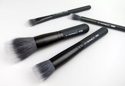 MAC Cosmetics Make It Perfect Mineralize Brush Set