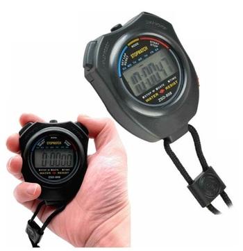 Digital LCD Stopwatch Timer