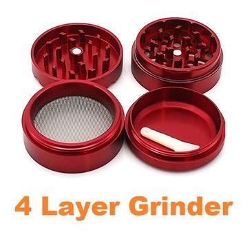 4 Layer Herb Grinder