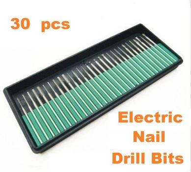 30 pc Electric Manicure / Pedicure Nail Machine Bits