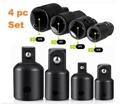 4pc Ratchet Socket Adapters