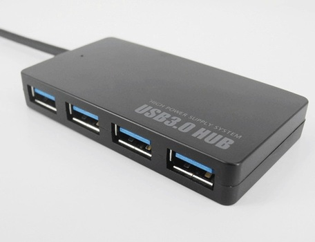4 Port USB 3.0 Hub