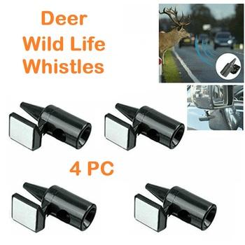 4 pc Wildlife Deer Warning Whistles