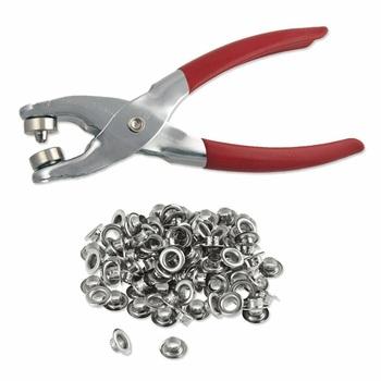 Hole Puncher - Grommet Pliers - 100 pc