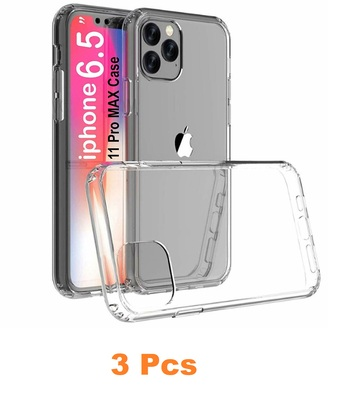 3 Pcs - Apple iPhone 11 Pro Case