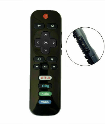 Replacement TV Remote for Roku TV