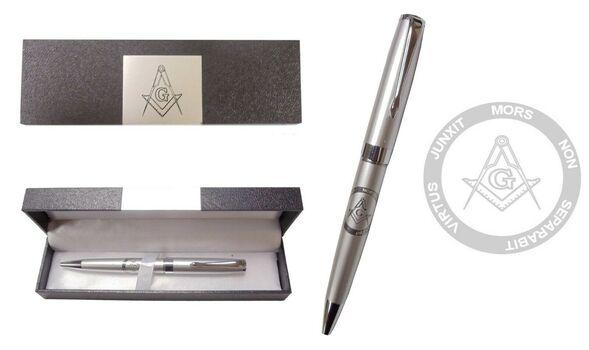 Masonic Ballpoint Pen Gift Set
