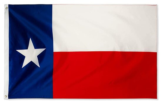 "Texas "" Lone Star "" Flag"