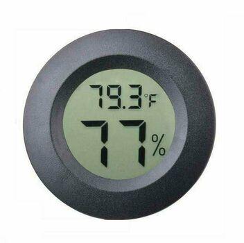 Cigar Humidor Hygrometer Thermometer