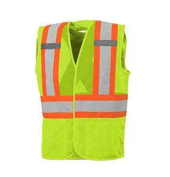 Lime Safet Vest - 3XL