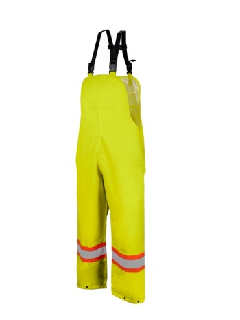 Lime Overall Bib Pants - Size 5XL