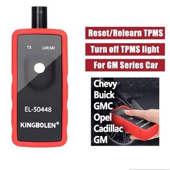 GMC Vehicles Tire Pressure Sensor Reset Tool - TPMS