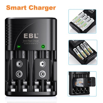 Rapid Smart Battery Charger