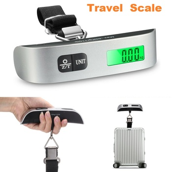 Portable Luggage Scale - 110lb
