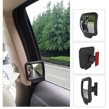 2 pc Adjustable Blind Spot Mirrors