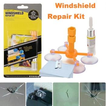 Windshield Chip / Crack DIY Repair Kit