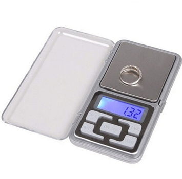 Compact 500g Jewelry Scale