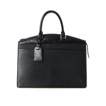 Louis Vuitton Black Riviera Tote Bag