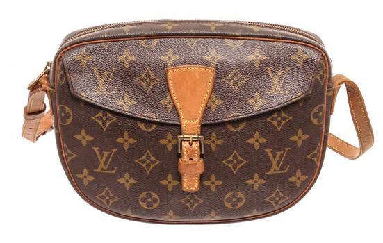 Louis Vuitton Brown Marly Crossbody Bags